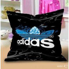 Adidas Flaoral Logo New Hot Design Art Pillow Case