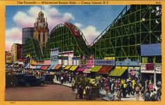 The Tornado, Coney Island