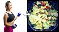 Combination of food and exercise for diabetics