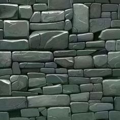 Hand Painted Textures - Seeking Feedback and Crits - Page 2 - Polycount Forum Texture Drawing, Texture Mapping, 3d Texture, Tiles Texture, Stone Texture, Texture Design, Texture Painting, Paint Texture, Game Textures