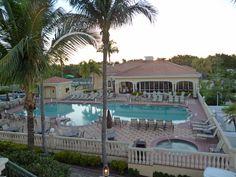 Pool area #travel#Florida #smileshare