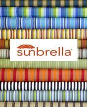 . Sunbrella Fabric, Art Supplies