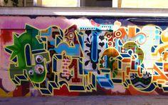 Madrid Graffiti & Street Art Gallery - Click Me Street Art, Street Style, Graffiti Wall, Urban Art, Madrid, Art Gallery, Creative, Artist, Street Graffiti