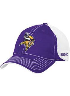 d38f0da8fed ADJUSTABLE VIKINGS SLOUCH HAT Minnesota Vikings