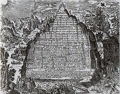 The Emerald Tablet is a compact and cryptic piece of Hermetica reputed to contain the secret of the prima materia and its transmutation. It was highly regarded by European alchemists as the foundation of their art and its Hermetic tradition. The first known appearance of the Emerald Tablet is in a book written in Arabic between the sixth and eighth centuries.