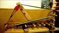 Myself handmade inkle-loom - I'm very proud :)