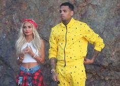Pia Mia, Chris Brown, & Tyga Shoot 'Do It Again' Video | Rap-Up
