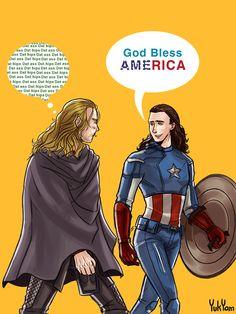 Loki dat hips... dat ass !...    <3