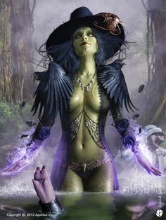 Witch of the East