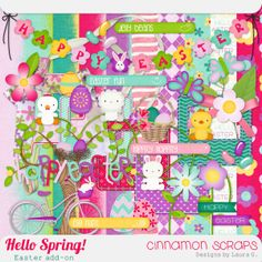 OWN - Hello Spring Add On