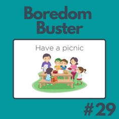 Pack some sandwiches and juice boxes for a picnic! Boredom Busters, Juice, Picnic, Sandwiches, Boxes, Family Guy, Guys, Fictional Characters, Crates