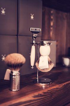 Produkte von Mühle Rasurkultur erhalten Sie bei uns  Photocredits: Maik Lagodzki