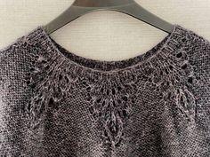 Pinsesol Knitting Patterns Free, Free Knitting, Crochet Patterns, Knitting Projects, T Shirts, Flower Power, Knit Crochet, Crop Tops, Sweater