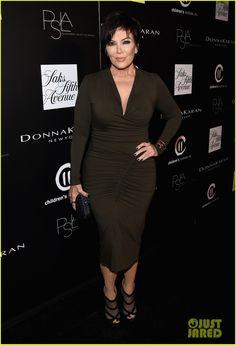 Kris Jenner at PSLA Autumn Party |