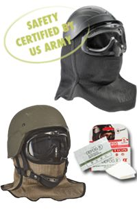 Simunition - Products - Protective Equipment - FX® 9003 Head Protector
