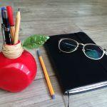DIY: como fazer porta-lápis de maçã