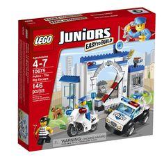 LEGO set 60006 City Police Atv avec ba ATV Police Set with instruction