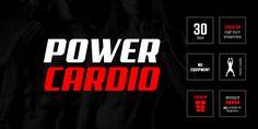 Power Cardio: 30-Day Fitness Program