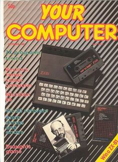 ZX81 - Your Computer magazine (Oct 1981)