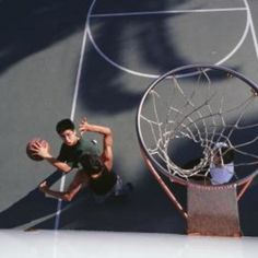 Playing basketball can help you burn excess calories when incorporated into your weight-loss nutrition plan. Running up and down a basketball court and shooting hoops offers plenty of exercise. Basketball Shooting Drills, Team Usa Basketball, Outdoor Basketball Court, Basketball Tickets, Basketball Workouts, Basketball Skills, Basketball Hoop, Basketball Schedule, Basketball Uniforms