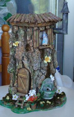 Casita del bosque. Sweet little house