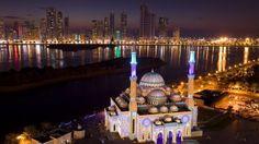 Light Festival, Sharjah,