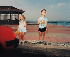 From The Last Resort, 1985, Martin Parr, National Media Museum Martin Parr (1952 - present) is one of Britain's most influential and well-known photographers. The Last Resort is a series of photographs of the run-down seaside resort of New Brighton on the Wirral.