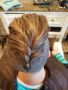 Hair by Martha @ Charmarie Salon.