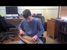Learning Dueling Banjos On Mountain Dulcimer ( video 2 ) - YouTube