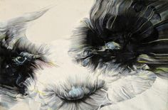 狗 dog 40x60cm 布面油画 Oil on Linen