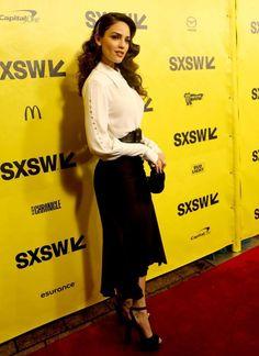 Eiza Gonzalez..... - Celebrity Fashion Trends
