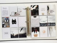 Project Life layout ideas - Inspiration for keeping a pocket scrapbook. Project Life Scrapbook, Project Life Album, Project Life Layouts, Project Life Cards, Scrapbook Journal, Photo Album Scrapbooking, Pocket Scrapbooking, Scrapbook Layouts, Memories Photo Album