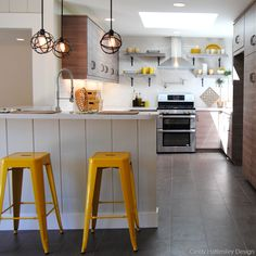 House Beautiful   Is open kitchen shelving a trend or here to stay? Well, they have been around in home and restaurant kitchens for gene...