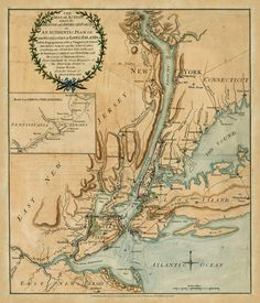 American Revolutionary War battle map, depicting the New York and New Jersey campaign, focusing on the Battle of Long Island on August 27, 1776.