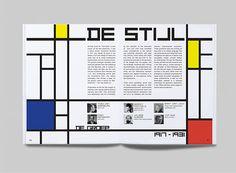 Bauhaus, Mondrian Art, Plane, Sketches, Graphics, Architecture, Interiors, Drawings, Arquitetura