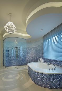 6 Lessons Learned From a Master Suite Remodel One project yields some universal truths about the remodeling process Contemporary Bathroom by Susan Lachance Interior Design Blue White Bathrooms, White Bathroom Decor, Bathroom Colors, Modern Bathroom, Bathroom Ideas, Bathroom Designs, Bathroom Goals, Master Bathroom, Bath Design