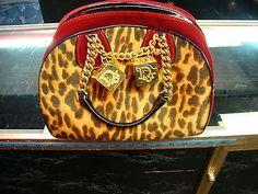 CHRISTIAN DIOR THE GAMBLER LEOPARD PRINT VERY CLEAN - http://designerjewelrygalleria.com/christian-dior/christian-dior-the-gambler-leopard-print-very-clean-2/