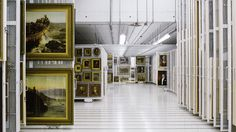Whether you're a museum, art gallery, hall of fame, history center or historical society, CSM's systems will make intelligent use of your storage space to smoothly manage artifacts, specimens, paintings, photos, sculptures, frames, archives, files, folders, boxes, and much more!