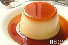 Cách làm caramen đơn giản tại nhà bằng sữa tươi ngon nhất