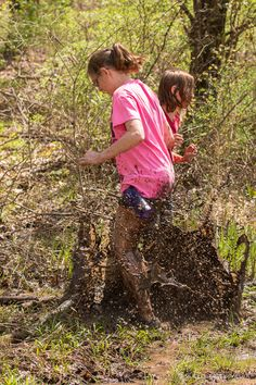 2015 Devil's Lake State Park Mud Hike - www.devilslakewisconsin.com