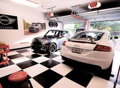Best Garage Flooring Options