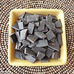 Naturally Sweetened Dark Chocolate Chunks: Dairy Free & Diabetic Friendly