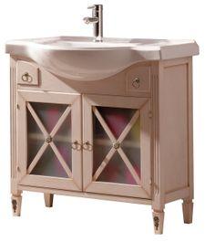 Alessandria Bathroom Vanity mediterranean bathroom vanities and sink consoles. Manufactured By Macral -   Sold By Macral Design Corp