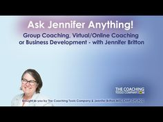 WATCH: 'Ask Me Anything' Live Session with Jennifer Britton! | The Launchpad - The Coaching Tools Company Blog