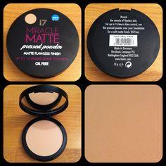 17 Matte Powder