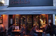 Le Postiche  #meilleurs #bars #réservations #Paris1 #LesBarrés