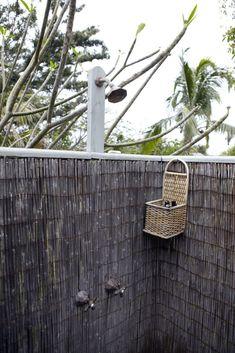 Tom Scheerer Outdoor Shower | Remodelista