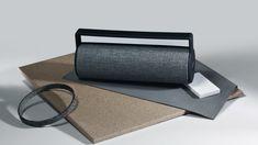 Wireless Speaker. Rombica mysound BT-10 Wireless Speakers, Card Case