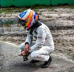 Fernando Alonso...McLaren Honda Formula 1 Team...GP Australia 2016