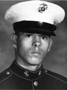 Private First Class Ralph E. Dias, US Marine Corps Medal of Honor recipient Que Son Mountains, Quang Nam Province, Vietnam November 12, 1969.